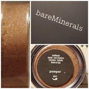 Bareminerals eyeshadow eye color Pamper